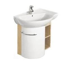 SKRINKA pod umývadlo 56 P hruška IMPULS 89004, rozmer 58x56x37